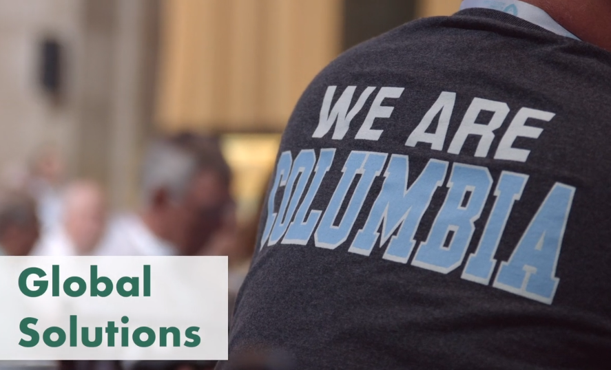 New Video Captures Sustainability at Columbia