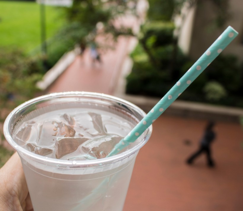 Columbia Dining Transitions Away from Plastic Straws