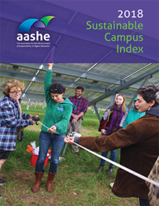 Columbia Ranked as Top Performer in 2018 AASHE Sustainable Campus Index